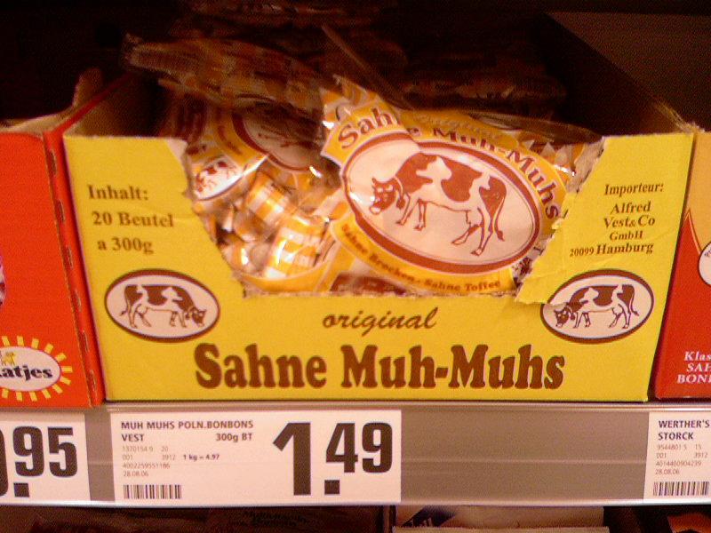 Sahne Muh-Muhs